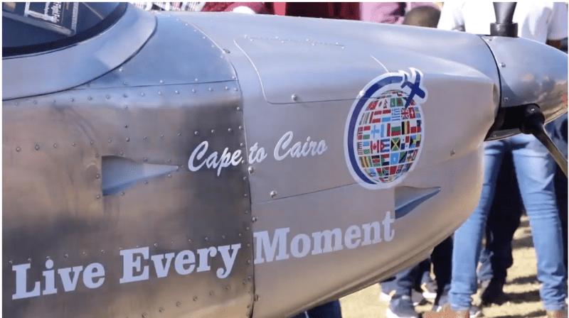 Cape to Cairo